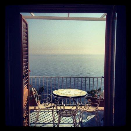 La Rosa Dei Venti: View from our balcony