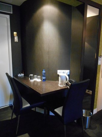 BEST WESTERN Bretagne Montparnasse : room
