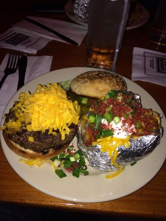 Port of Call : Best burgers in the country!