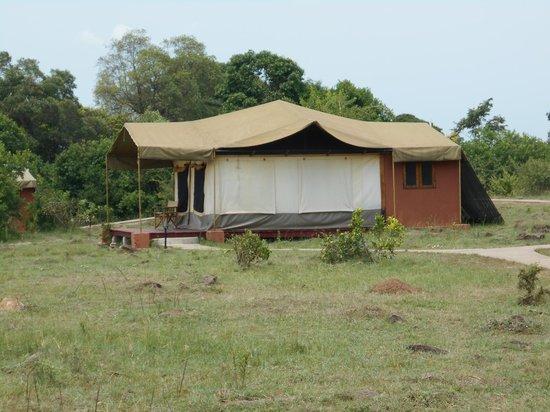 Mara West Camp: Tent 2