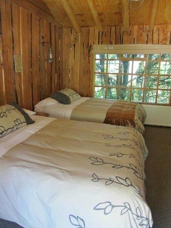 Hotel El Barranco : Spacious room