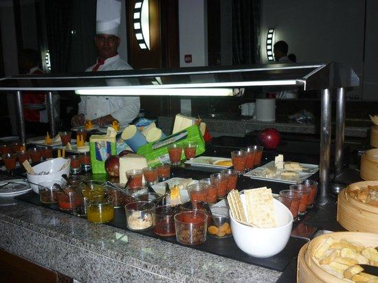 Hotel Riu Palace Macao: bufffet .. lovely food