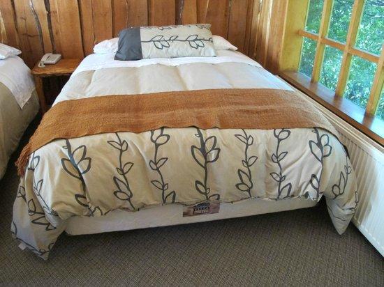 Hotel El Barranco : Bed