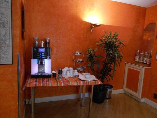 Best Western Bretagne Montparnasse: lobby