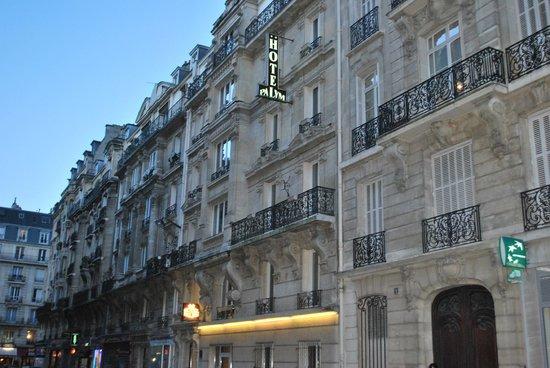 Palym Hotel: Hotel Palym