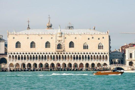 View from San Giorgio Maggiore