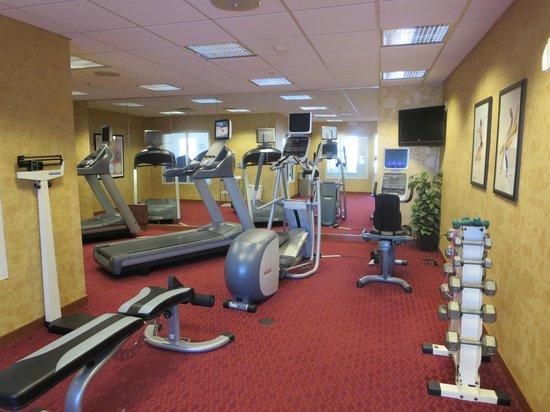 Residence Inn Providence Coventry: Exercise Room