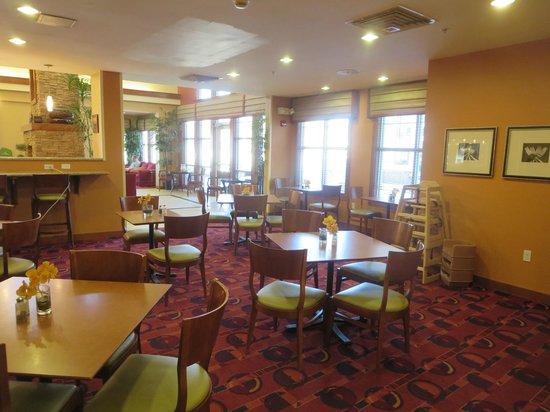 Residence Inn Providence Coventry: Lobby