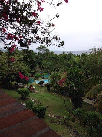 Amarela Resort: View from 307