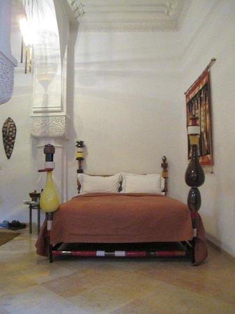Riad Siwan: Vårat rum