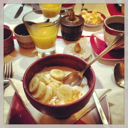 Riad Siwan: Frukost