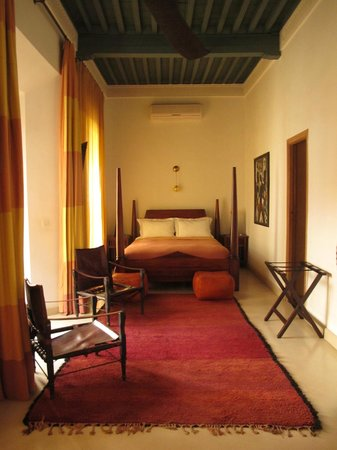 Ett annat rum på Riad Siwan