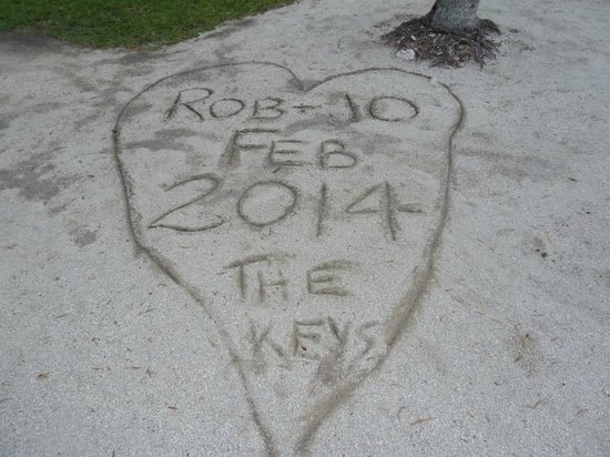 Islander Resort, a Guy Harvey Outpost : Valentine's Day at the Islander