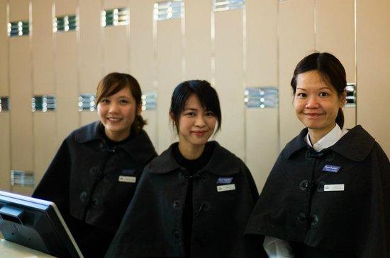 Dorsett Mongkok Hong Kong: Friendly staff