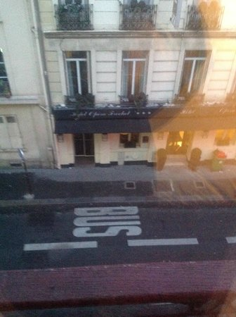 Ibis Styles Paris Pigalle Montmartre: The View