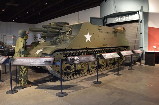 Patton Museum of Cavalry and Armor照片