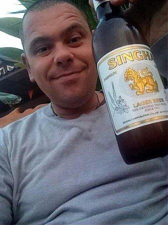 Homestay-Chiang Rai: Cheers!!!
