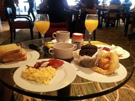 Hilton Buenos Aires: Desayuno