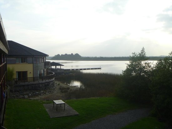 Wineport Lodge: View from our room