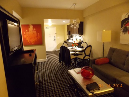 Wyndham Canterbury at San Francisco: plenty of room for two