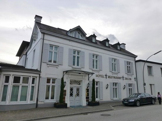 Hotel Louis C. Jacob: Außenansicht Haupthaus