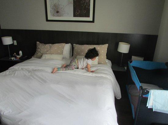 Urban Suites Recoleta Boutique Hotel: Cuna facilitada sin costo