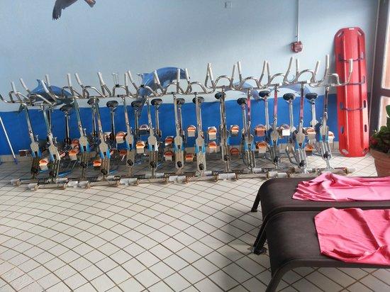 Centre Sportif : spa