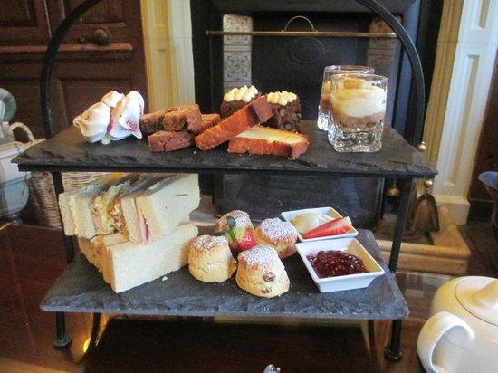 The Grove - Narberth : Exceptional cream tea..