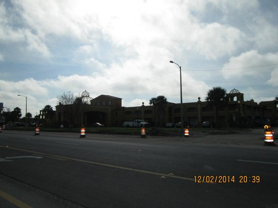 Days Inn Orlando/international Drive: frente del hotel