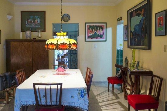 Casa Verano Azul: Main indoor diningroom area
