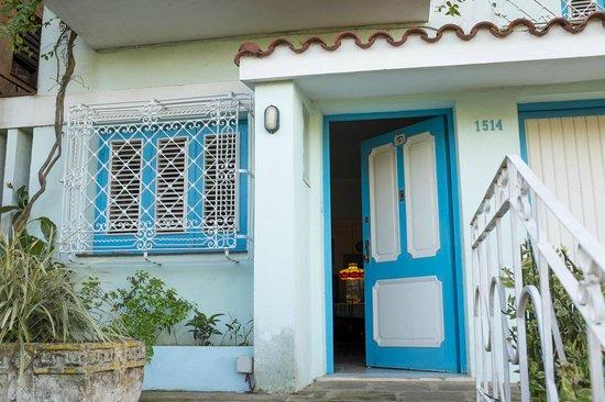Front entrance Casa Verano Azul