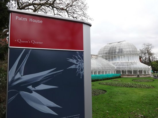 Botanic Gardens : The Palm House