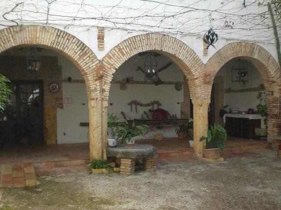 Molino de la Romera: el tiempo se detuvo en este patio