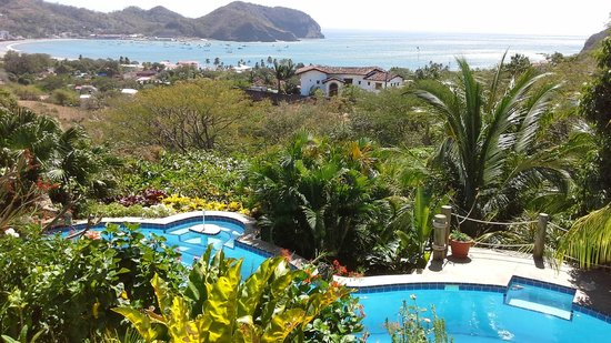 Las Palmas B&B : The million dollar view