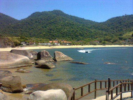 Club Med Rio Das Pedras: Marina de  ski- Lado opuesto al Patio  Abadejo