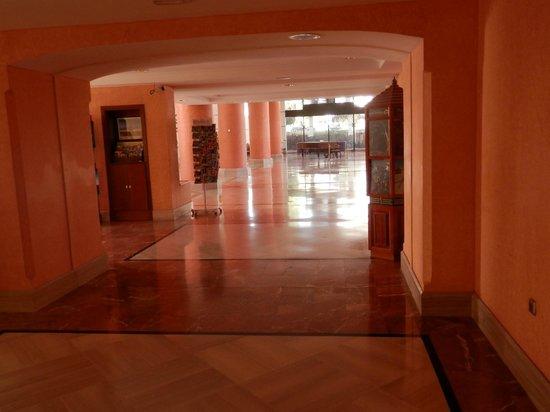 Hotel Zentral Center: hall