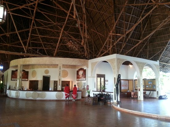 VOI Kiwengwa Resort: hall