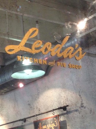 Leoda's Kitchen and Pie Shop: Leoda's