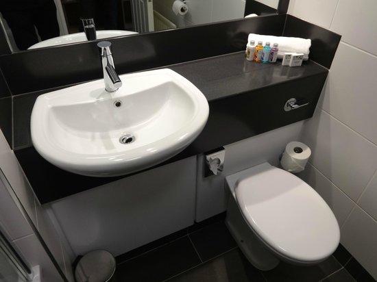 Tara Lodge: Twin-bedded room 2 - bathroom