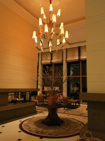 The Europe Hotel & Resort: Foyer