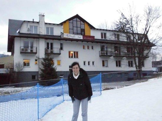 Hotel Harrachov Inn : Das Hotel