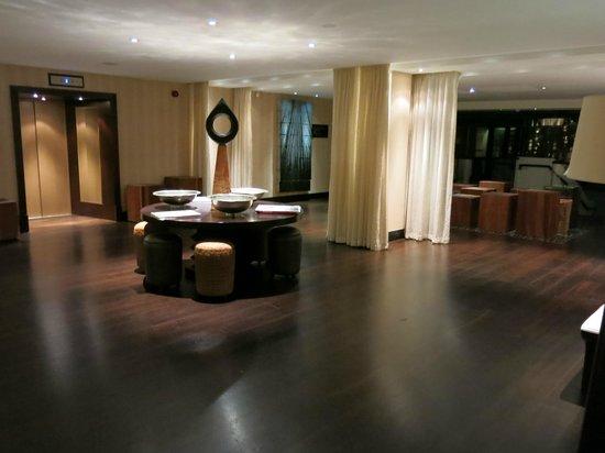 The Europe Hotel & Resort: Foyer 3rd floor