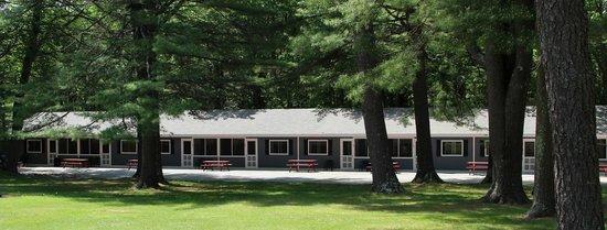 Elmwood Motor Court: Motel