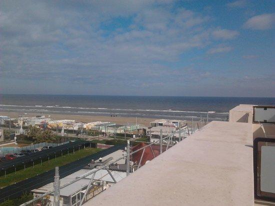 Hotel Corallo: Una bella vista del mare con un bel terrazzo