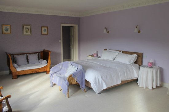 Friars Ford: Lilac double/twin room