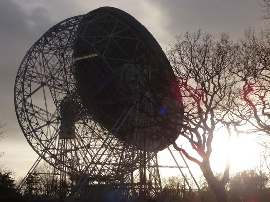 Jodrell Bank Discovery Centre : Lovell Telescope