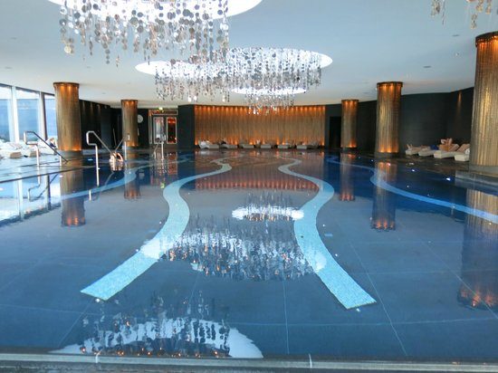 The Europe Hotel & Resort: Indoor pool