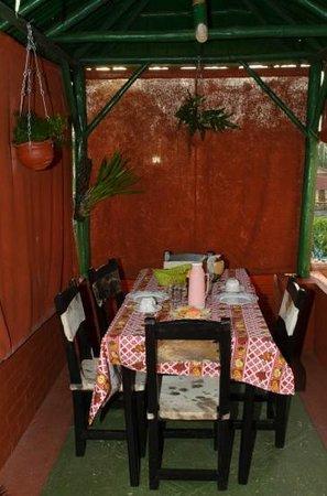 Casa Particular Ridel y Claribel: restaurant