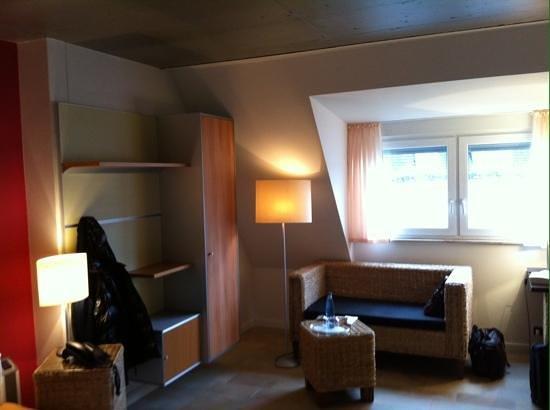Domicil Leidinger Village : geräumiges Zimmer