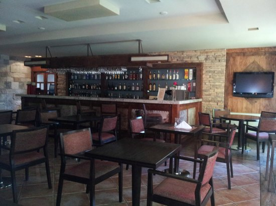 Posada Los Alamos: Bar